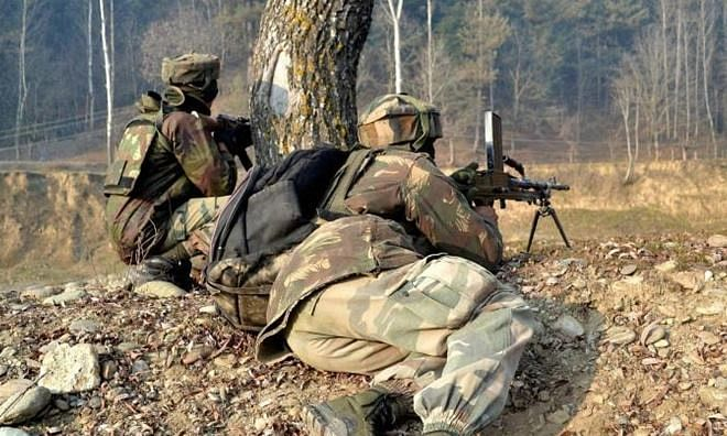 Tral encounter: militant killed, operation continues