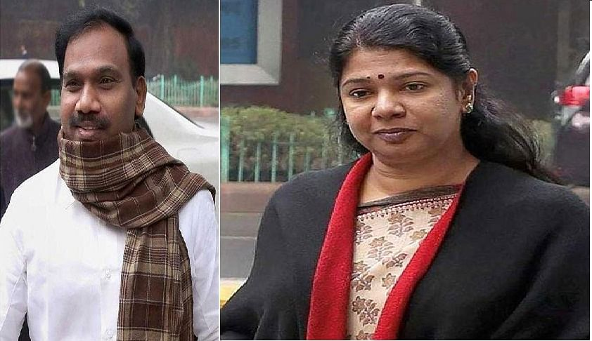 DMK upbeat as Kanimozhi, Raja are acquitted in 2G spectrum case