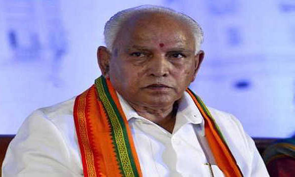 'Operation Lotus' story was spread only to cover up Cong-JDS Govt failures: Yeddy