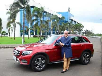 Mercedes-Benz commemorates 70 years of Indian Independence with launch of GLC'Celebration Edition'