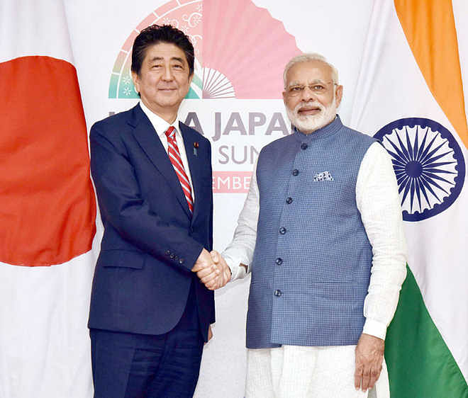 India, Japan widen defence, security cooperation; on same page over terror from Pakistan