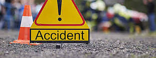 9 migrant workers injured as bus overturns in UP