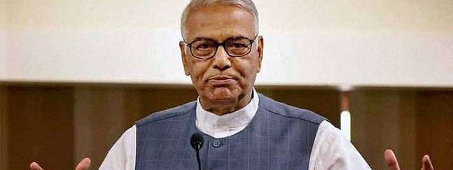 CAA has been brought in to divide nation: Yashwant Sinha
