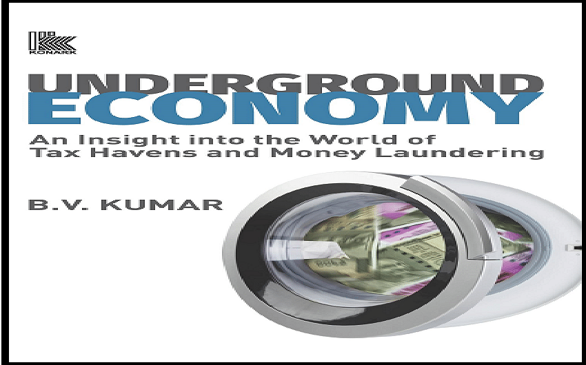 Underground economy: an insight into the world of tax havens and money laundering