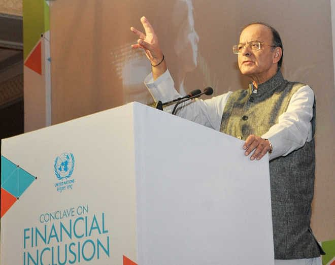 Jaitley says Aadhaar will stand test of constitutionality and serve in better way