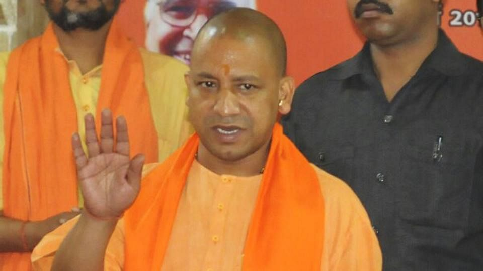 Yogi faces temple trouble