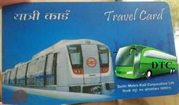 Common Mobility Card for Metro, Buses launched