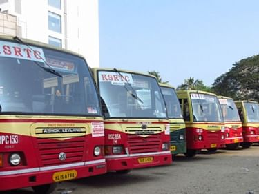KSRTC `drives away' with Rs140 cr of passengers' insurance cess