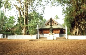 How Chandy managed temple property