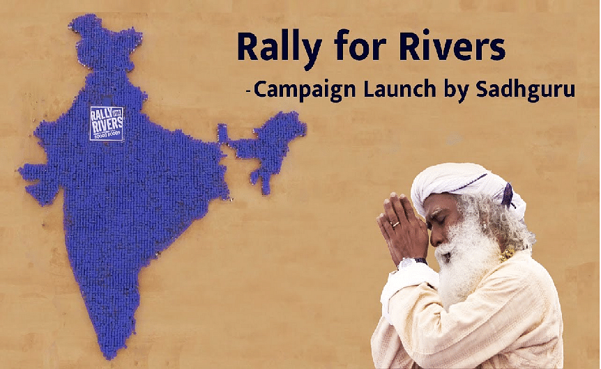Rivers rally and depleting water levels