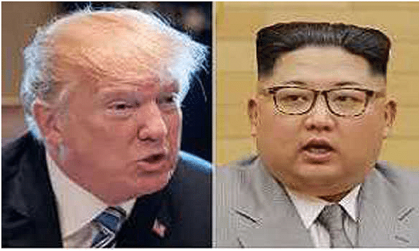 Trump gets 'great letter' from Kim
