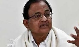 Raids welcome, says Chidambaram