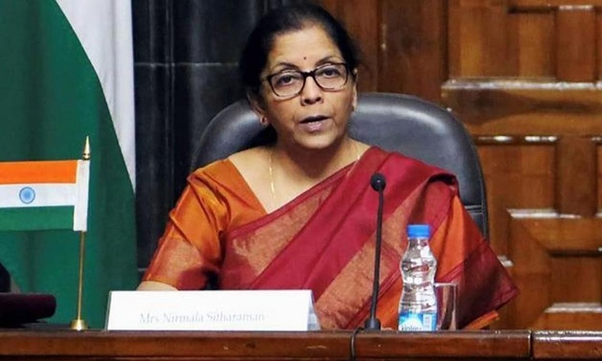 To revive growth, Nirmala brings in Tax ordinance