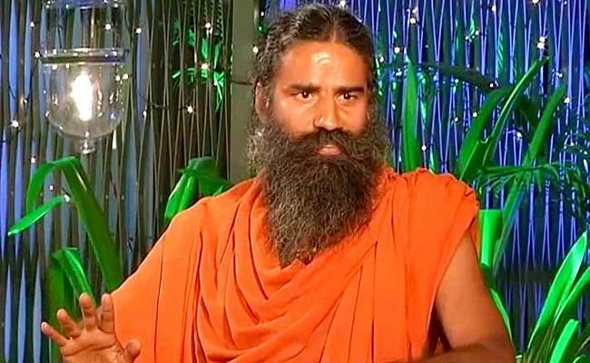 Rs 2000 currency notes should withdraw: Swami Ramdev