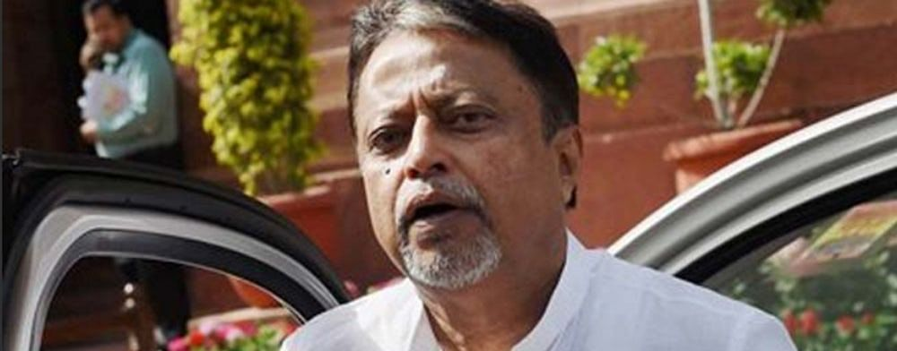Mukul Roy resigns from TMC working Committee