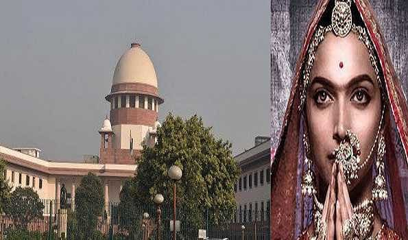 'Padmaavat' row: Contempt petitions filed in SC, hearing on Monday