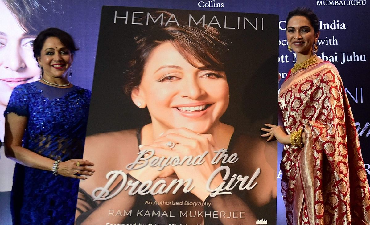Hema to enact 'Sholay' sequence again