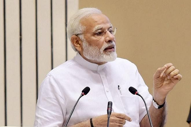 PM inaugurates Golden Jubilee of Auroville