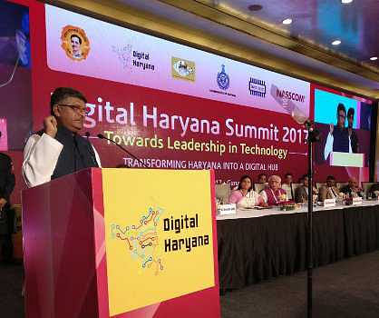 Haryana becomes first state to have Cyber Security Policy: Ravi Shankar