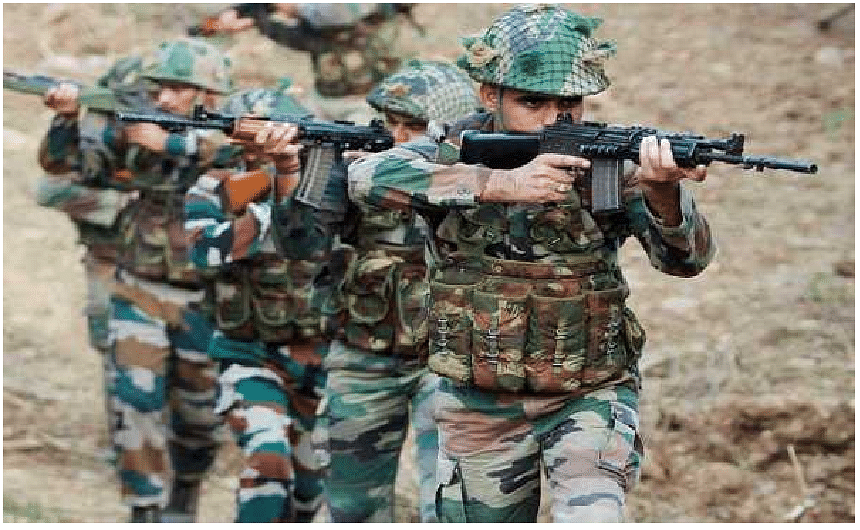 Pulwama: Three security personnel martyred, a fidayeen killed