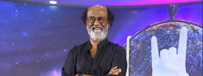 God knows what Rajini is up to