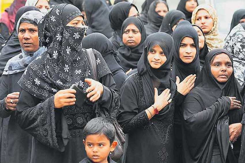 Triple Talaq Bill will not be accepted: AIMPLB Women Wing