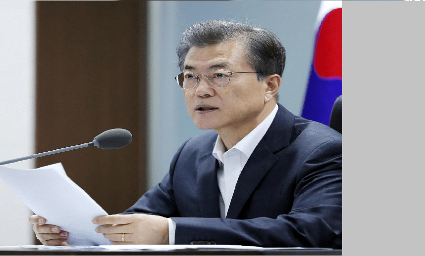 S.Korea's Moon says N.Korea provocations will result in more isolation