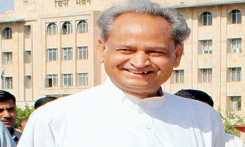 Honoured to be appointed as AICC GS in-charge: Gehlot