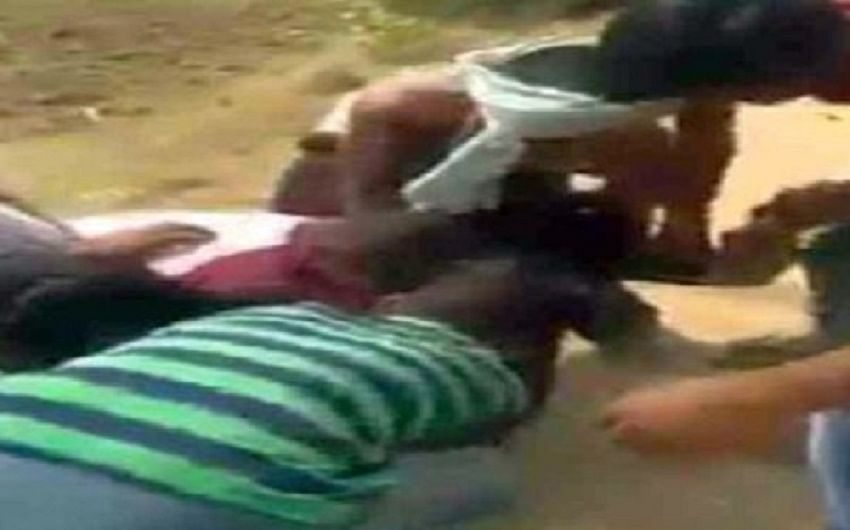 Minor girl molested and stripped by 8 men