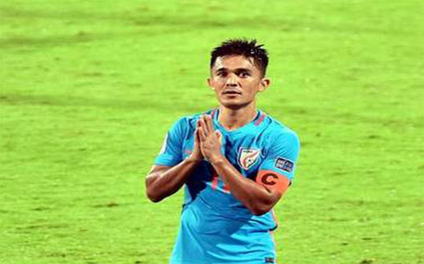 I haven't reached the stature to inspire international players: Sunil Chhetri