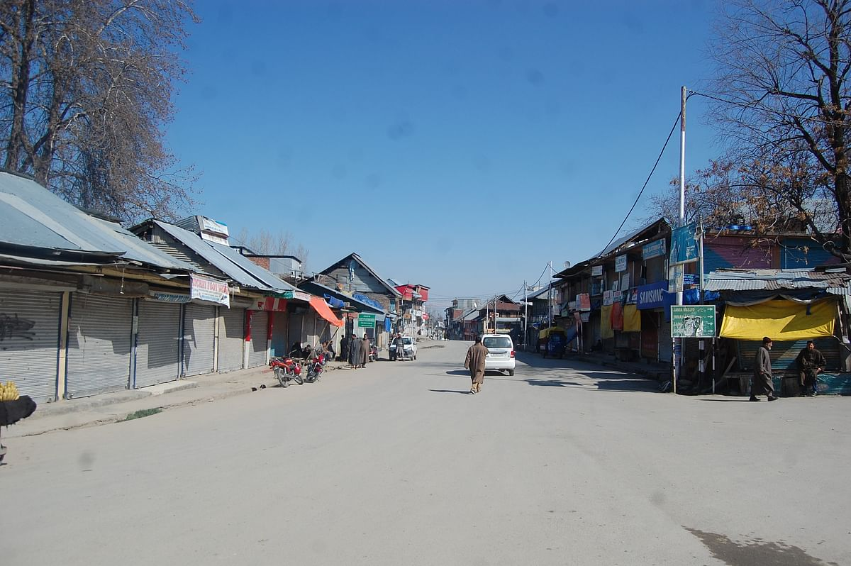 Shopian remains shut, life returns to normal in Tral