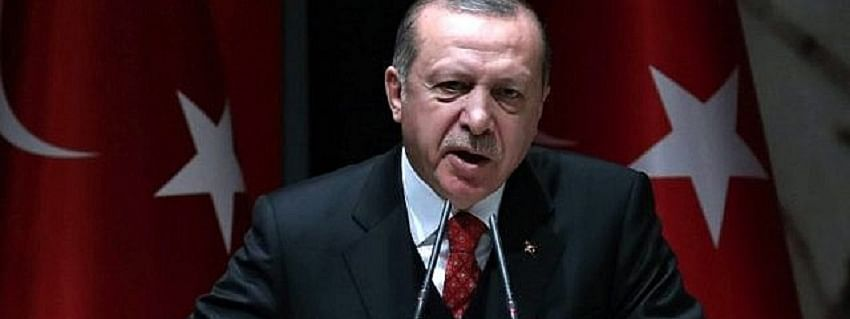 Turkey does not require permission from anyone to fight terrorism: Erdogan