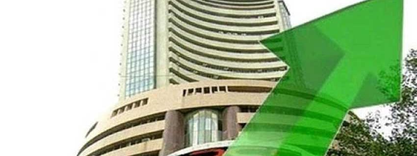 BSE Sensex gains over 200 points