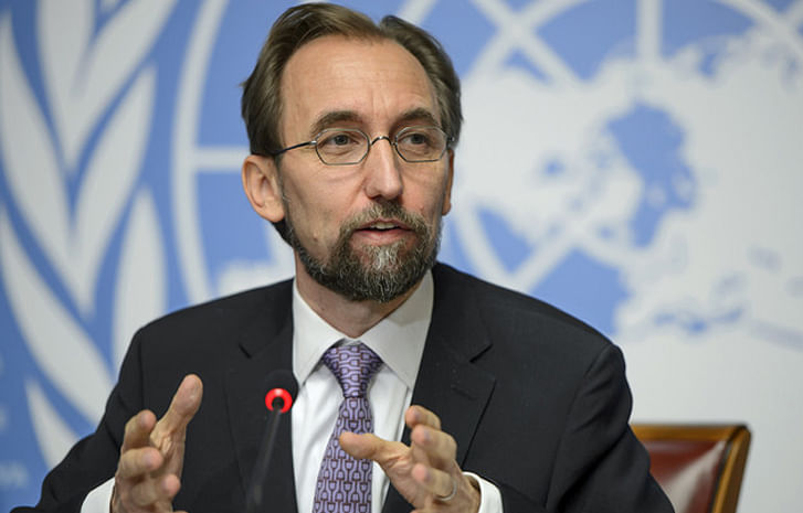 Israel must address excessive use of force in Gaza: UN rights chief