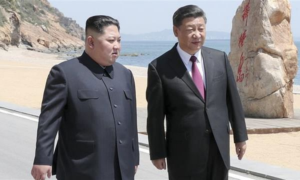 Chinese, North Korean leaders agree to continue strengthening bilateral ties