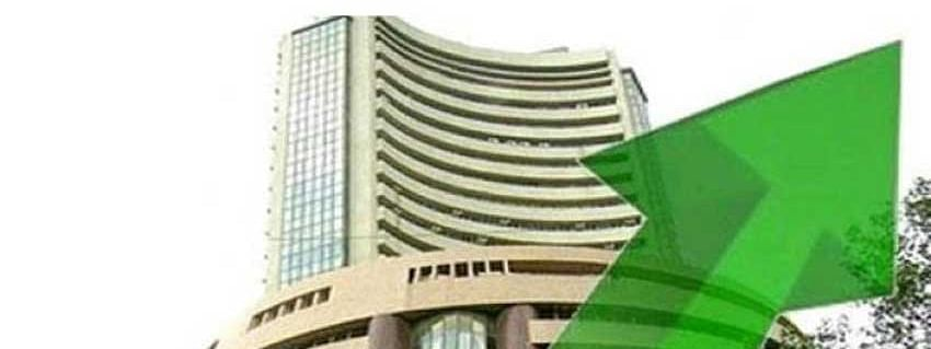 Sensex opens higher by 25 pts