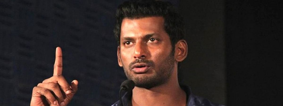 Tamil film world moves against Vishal after whistle blower expose