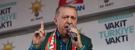 Erdogan's party hammered in Istanbul Mayoral elections