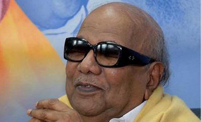 Doctors set a 24-hour deadline for Karunanidhi's response