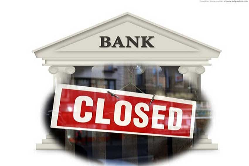 Banks to remain closed for 4 days from Apr 28
