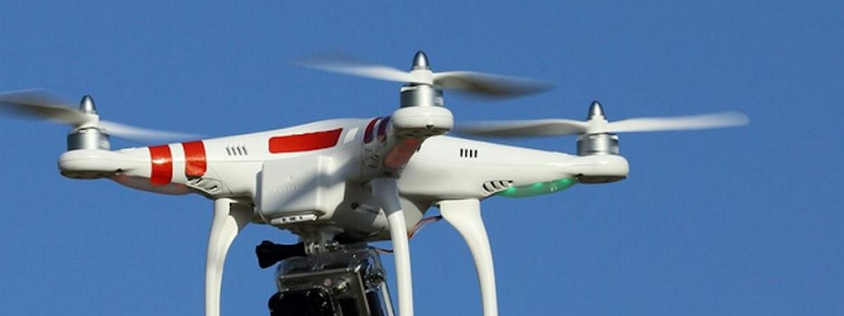 Govt agencies will be able to use drones to control Corona spread