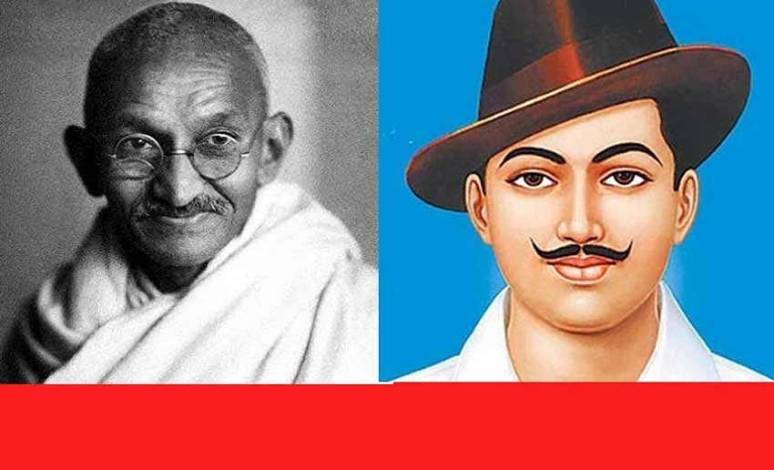 'Gandhiji tried to save Bhagat Singh from Gallows, but failed'