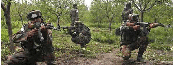 Three militants killed by security forces in Shopian encounter