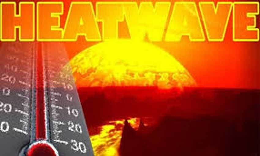 Una sizzles at 42.3 degree celsius sweltering heat wave increased