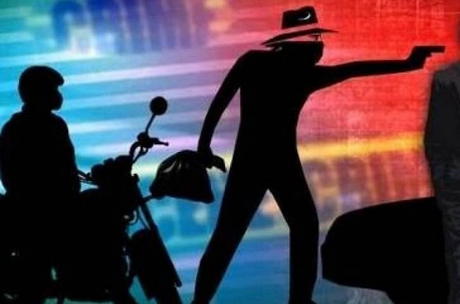 Three miscreants looted Rs 25 lakh from UCO Bank at gunpoint