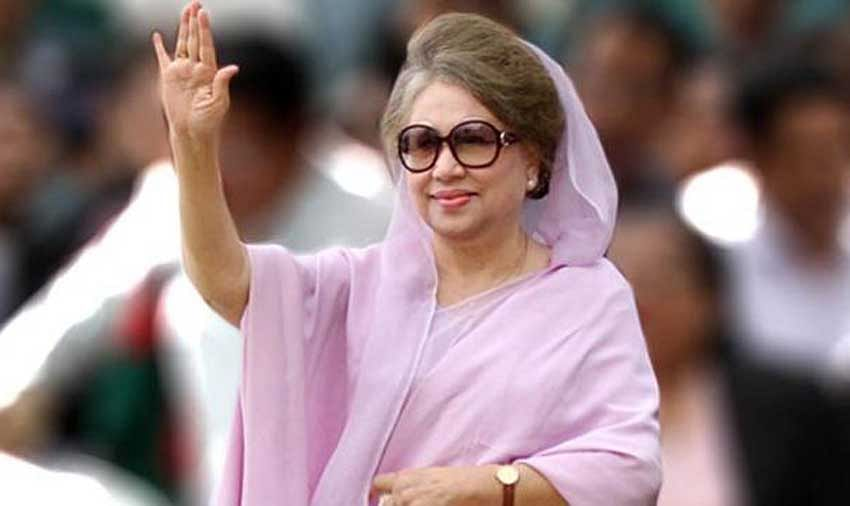 Khaleda Zia may get crippled, lose eyesight fear her personal physicians