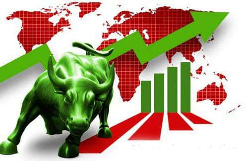 Sensex rises by 554.12 points in the week
