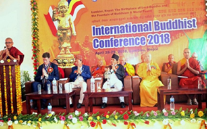 Int'l Buddhist conference commences in Nepal