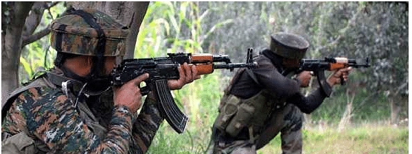 Encounter between militants, security forces underway in Shopian