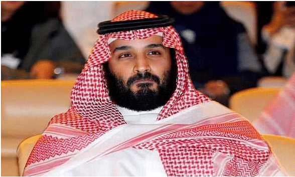 Saudi crown prince defends China's terror fight, right to put Muslims in camps